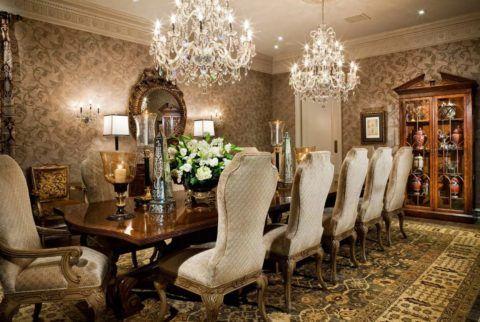 Красивые потолочные люстры в классическом стиле