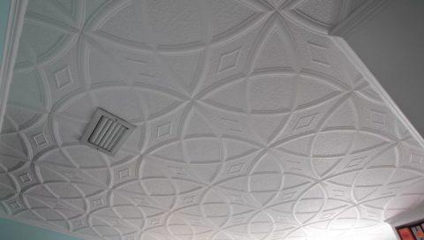 Красивый рельеф, белоснежный цвет украсят любое помещение, а не только ванную