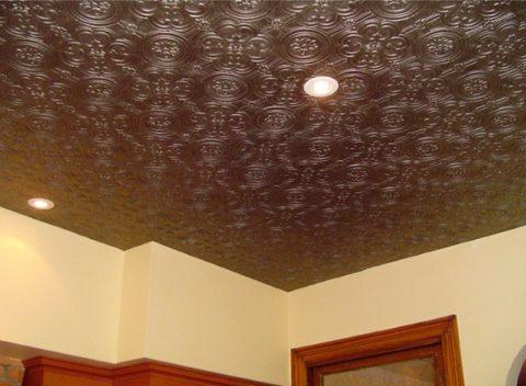 Ламинированное потолочное покрытие