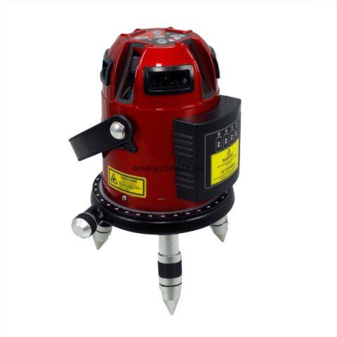 Лазерный уровень на станине, способный значительно облегчить этап нанесения разметки на потолок