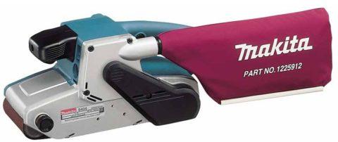 Ленточная машинка должна быть оборудована пылесборником