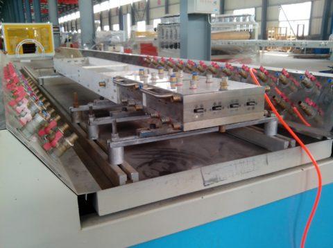 Линия по производству ПВХ багета