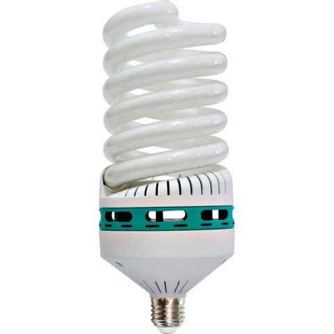 Люминесцентную лампу чаще называют энергосберегающей
