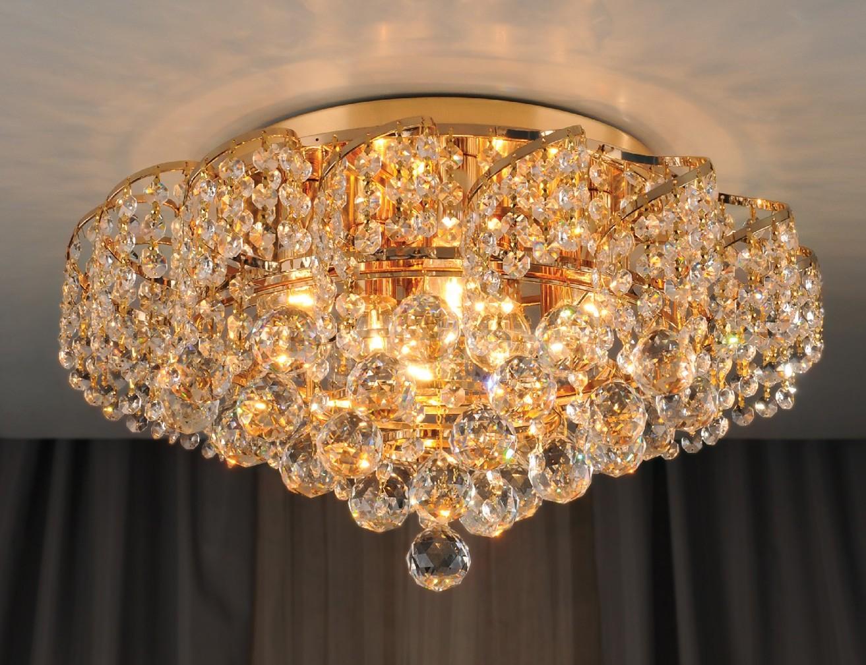 Какие Выбрать Потолочные Люстры для Гостиной (20+ Фото)