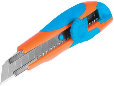 Минвата режется обычным строительным ножом