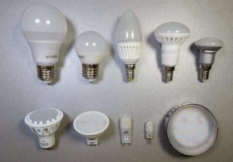Много вариантов исполнения позволяют подобрать вариант под любой светильник