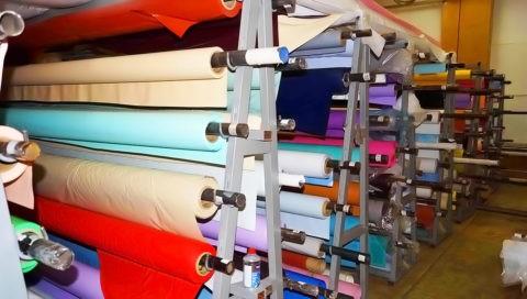 Многообразие цвета виниловой плёнки