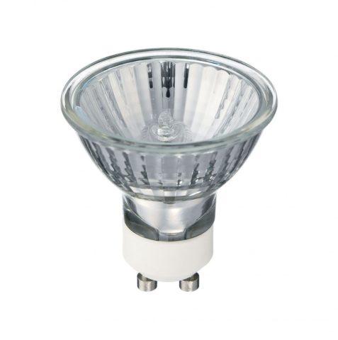 На фото - галогеновая лампа