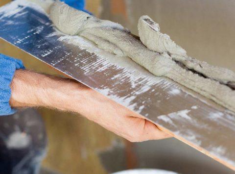 Набор шпаклевки на рабочий инструмент