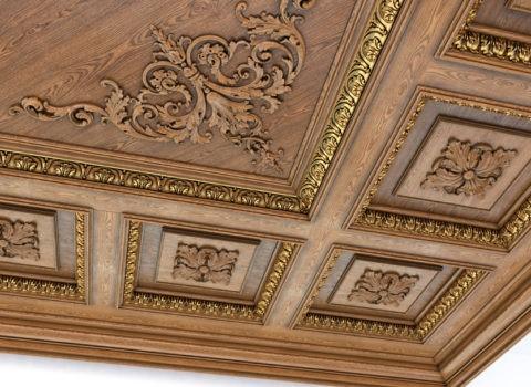Накладные декоративные деревянные элементы
