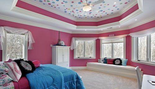 Потолок «конфетти»