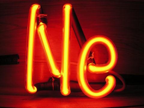 Неоновые лампы могут быть выполнены в любой форме