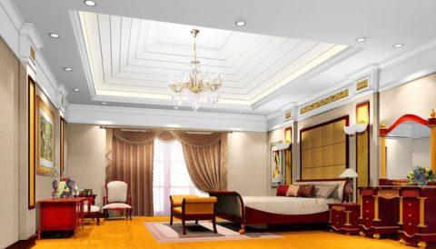 Ниши в гипсокартонных конструкциях позволяют придать помещению дополнительный объем и оригинальный внешний вид