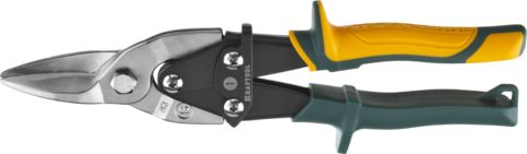 Ножницы по металлу используются для резки металлического профиля