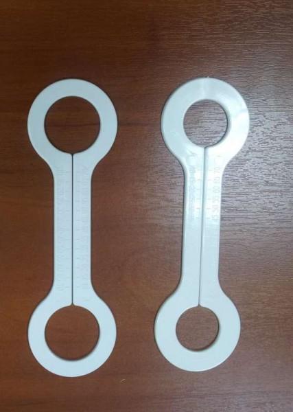Пластина для обвода труб