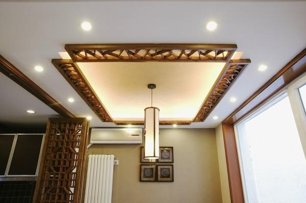 Оригинальное освещение для подвесного потолка