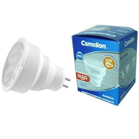 Освещение для натяжного потолка: энергосберегающая лампа под точечный светильник
