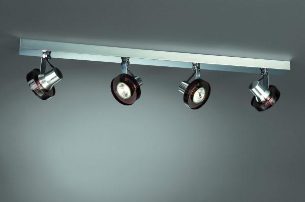 Освещение для натяжного потолка: споты