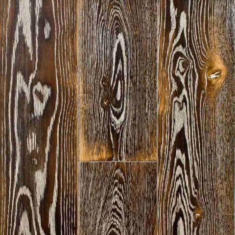 Патинированная деревянная поверхность