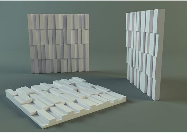 Плиты гипсовые для потолков и стен