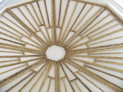 Поделка из бамбука