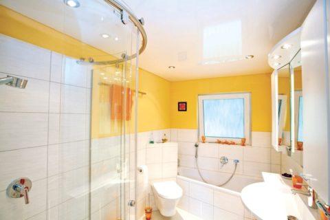 Подход к ремонту в вашей ванной по-современному