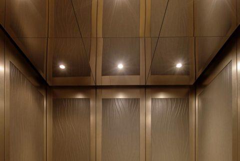 Подвесной потолок со скрытым каркасом