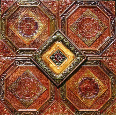 Потолочная плитка – отделочный материал