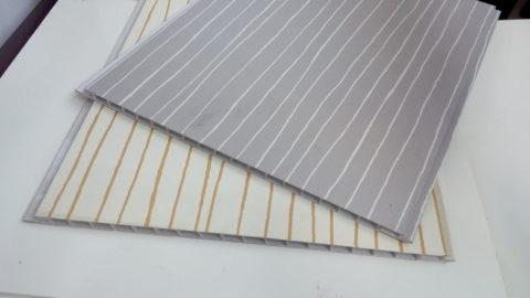 Потолочные панели из бумажно-слоистого пластика