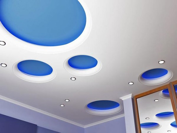 Потолок «пузыри»