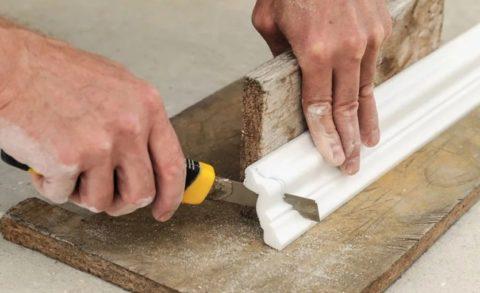 Правильная установка ножа