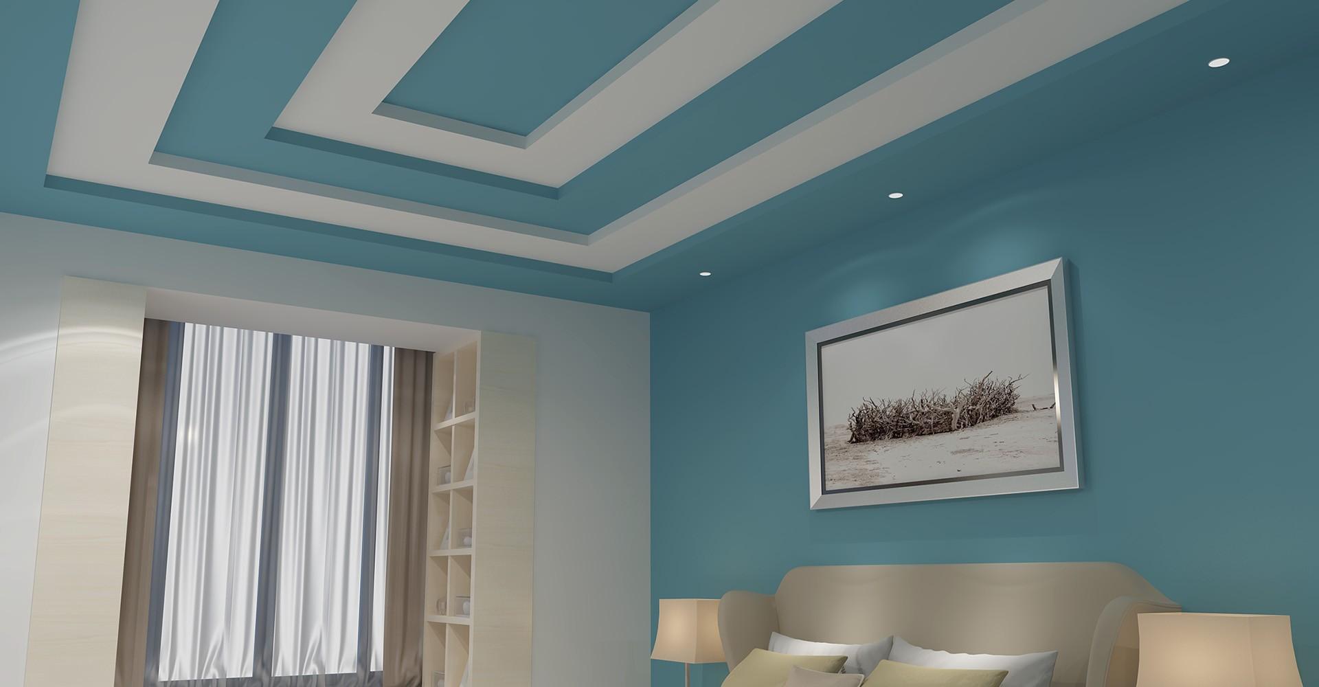 данной потолок из гипсокартона картинки покраска счет