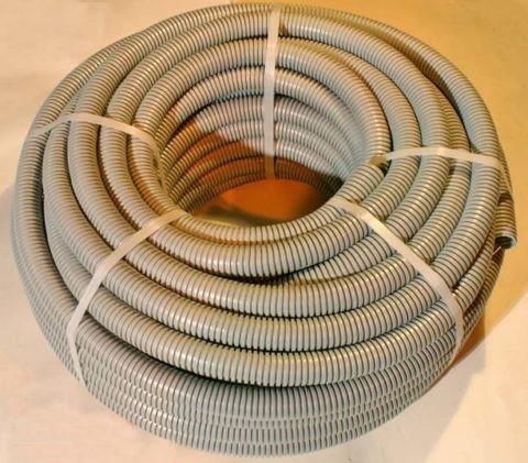 При прокладке по металлическим конструкциям, провод требуется дополнительно изолировать