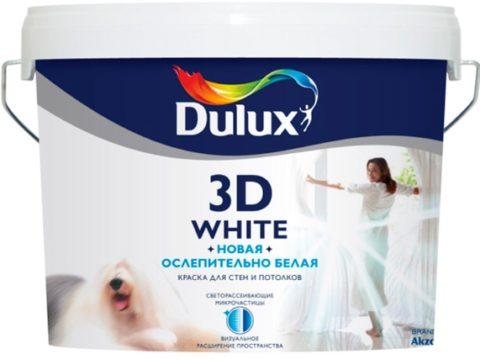 Продукция этого бренда отличается белизной