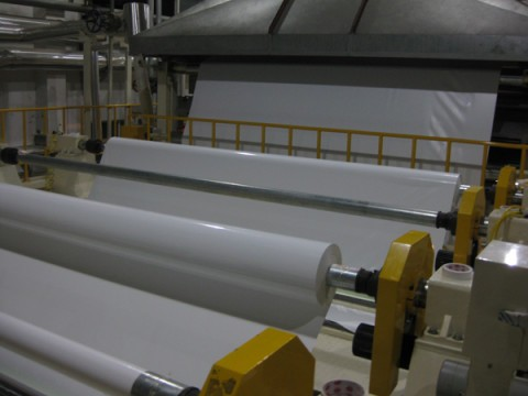 Производство пленки ПВХ