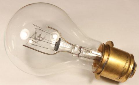 Прожекторная лампа накаливания