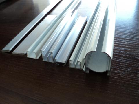 Разнообразие алюминиевых изделий