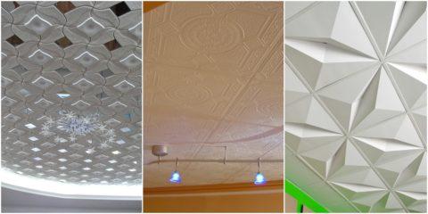 Разнообразие дизайна плитки