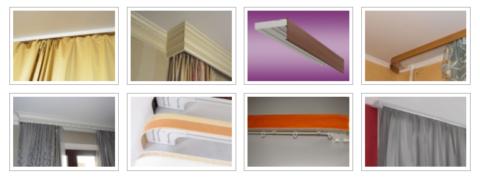 Разнообразие форм, материалов и конструкций
