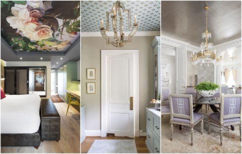 Разнообразие обоев позволяет подобрать вариант для любой комнаты в доме