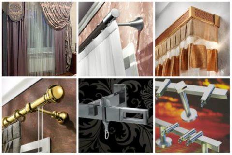 Разнообразие потолочных конструкций