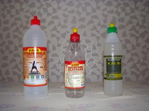 Разновидности клеевых составов для плитки