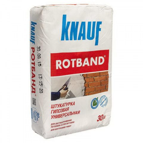 «Ротбанд Кнауф»