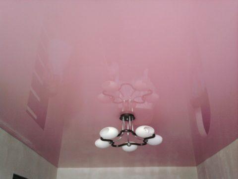 Розовая цветовая гамма