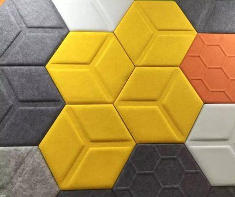 Шестигранники наиболее популярны из-за оригинальности формы