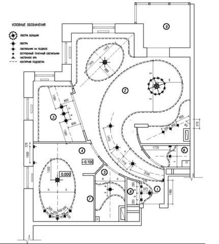 Сложная многоуровневая конструкция нуждается в точной схеме сборки