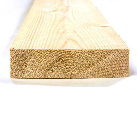 Сосна – прекрасный материал для браширования