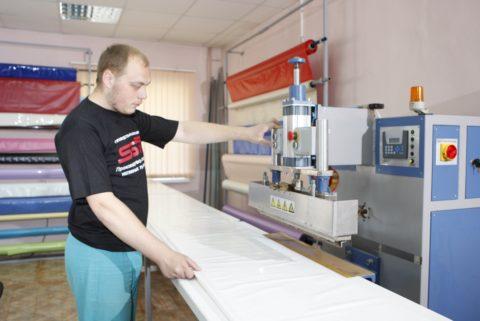 Станки для производства натяжных потолков