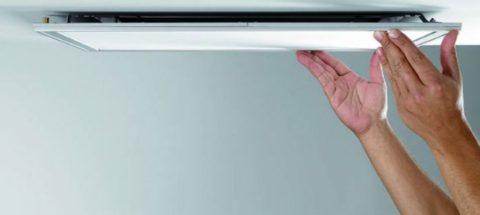 Светодиодные панели имеют минимальную толщину, при этом дают очень качественный свет