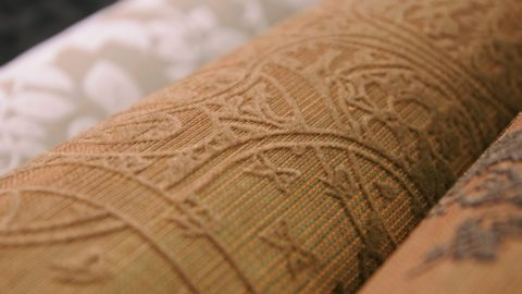 Текстильные полотна с изящным рисунком